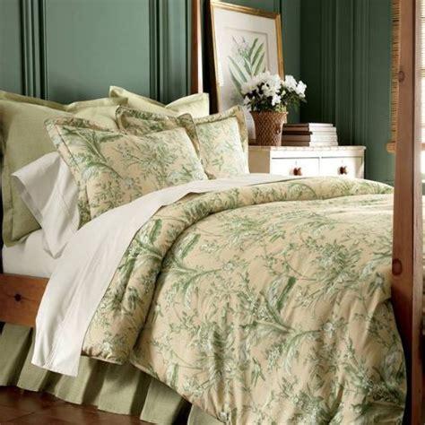 ralph comforter set by ralph grand isle green floral 4