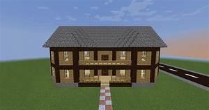 Minecraft Tutorial come costruire una casa di legno