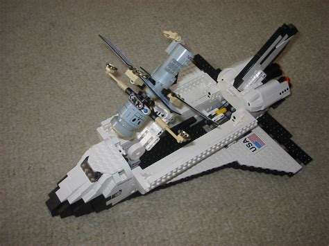 A LEGO Space Shuttle | NASA and Space | Lego space shuttle ...