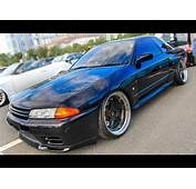 NISSAN R32 SKYLINE GT R Custom Car  YouTube