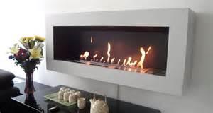 Alcohol Burning Fireplace