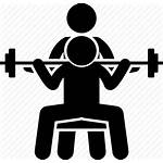 Trainer Icon Personal Gym Coach Clip Icons
