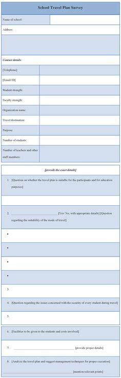 survey template images   questionnaire