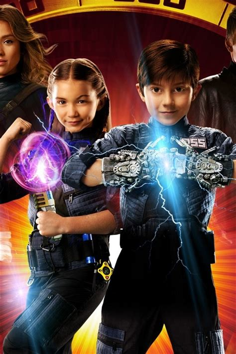 spy kids   time   world  hd