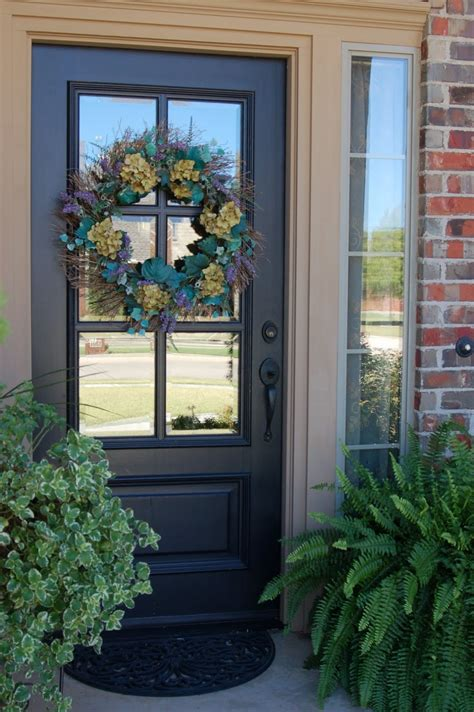 entry door colors the meaning of front door colors in a modern home exterior