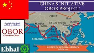 what is OBOR project -one belt one road-china一带一条路 - YouTube