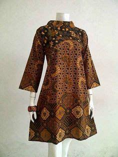 model baju batik atasan wanita yyy pinterest model