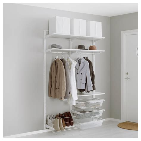 Closet With Drawers And Shelves by 15 Ideas Of Wardrobes Drawers And Shelves Ikea
