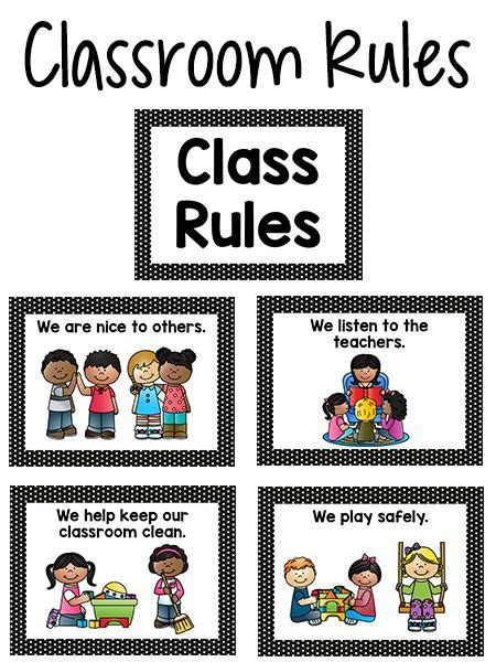 classroom rules template 25 best ideas about preschool rules on pinterest