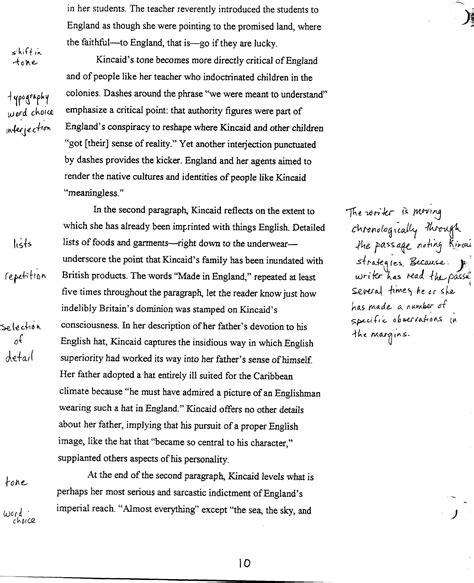 Ap Rhetorical Analysis Essay Example
