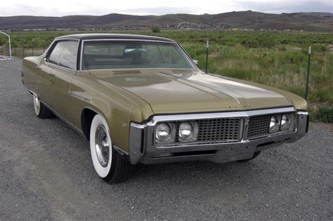 1969 BUICK ELECTRA 225 - 185832