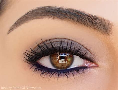 eye liner en pot makeup tutorial using eyeliners point of view
