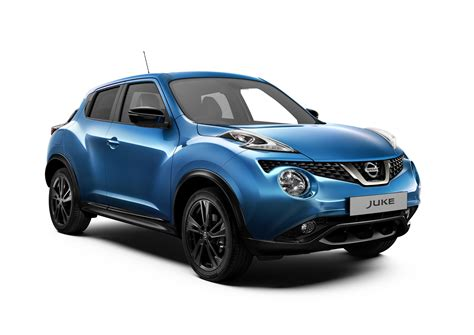 Nissan Juke is upgraded for 2018