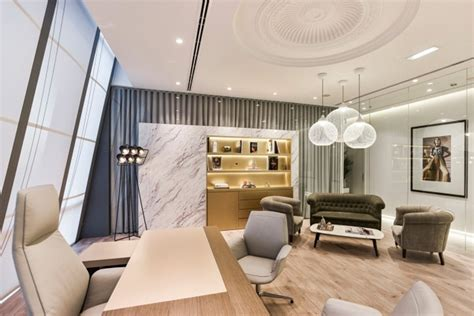 Interior Design Offices In Dubai by Mojeh Magazine Offices By Swiss Bureau Interior Design
