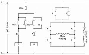 Starters For Capacitor Type Split Phase Motors
