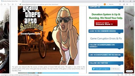 Gta san andreas for pc free download. How To Download GTA San Andreas For PC In Rar - YouTube