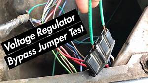 How To Test An External Voltage Regulator  Pre