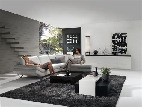 living room in grey with releve modular sofa stylehomes net