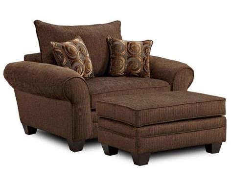 chair and ottoman slipcover set home furniture design