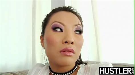 Japanese Babe Ayumu Kase Eats Cum After Rough Pounding