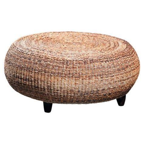 mandalay rattan ottoman home