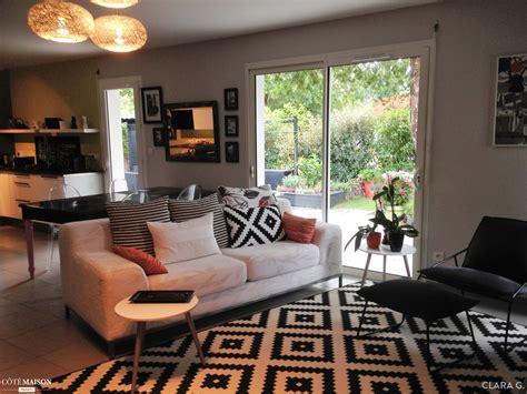 chambre d hotes biscarrosse ma cuisine ouverte sur mon salon clara g côté maison