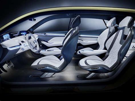New Skoda Vision E Concept Debuts In Frankfurt; Previews