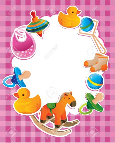 Information About Baby Toys Clipart Borders Yousense Info