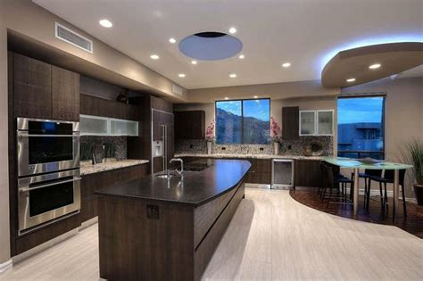 black and brown kitchen cabinets 35 luxury kitchens with cabinets design ideas 7831