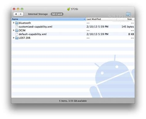 android filetransfer android file transfer mac