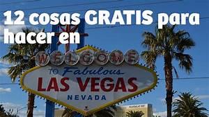 12 cosas gratis para hacer en Las Vegas