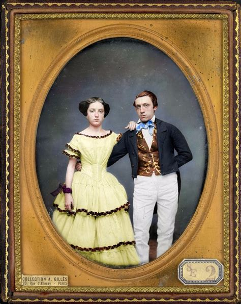 striking victorian portraits   brought