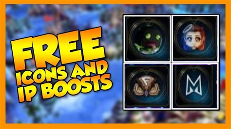 Get Free League Of Legends Icons S8 2018 Youtube