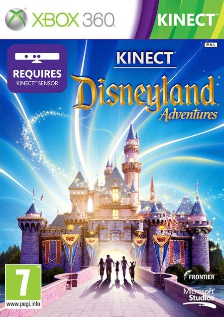 And kinect doesn't consumers worldwide have shown their disinterest in the kinect via their buying habits. Kinect Disneyland Adventures para Xbox 360 - 3DJuegos