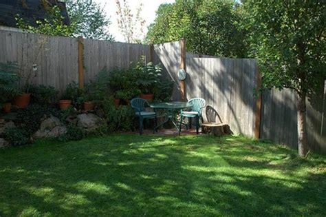 small yard landscape corner backyard landscape small backyard landscaping ideas design bookmark 11272