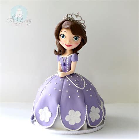 sofia       doll cake   character