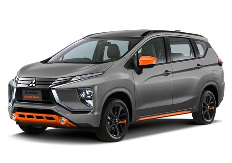 Modifikasi Mitsubishi Xpander Limited by Mitsubishi Xpander Active Gear Suitable To Realize