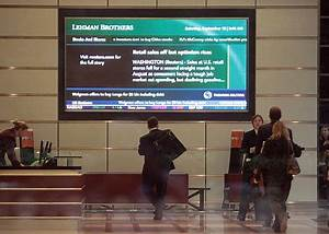 Lehman Brothers axe 750 City jobs following bankruptcy of ...