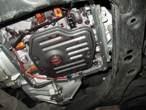 aftermarket  oem transmission filterseal kit