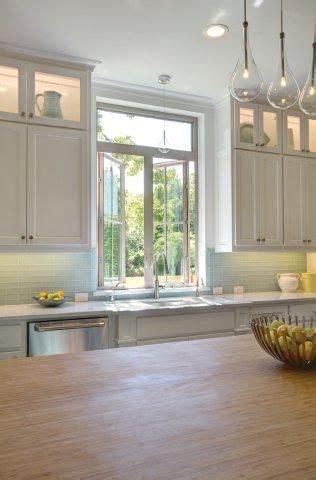 casement windows combined   transom  top brings  lots  light   beautiful