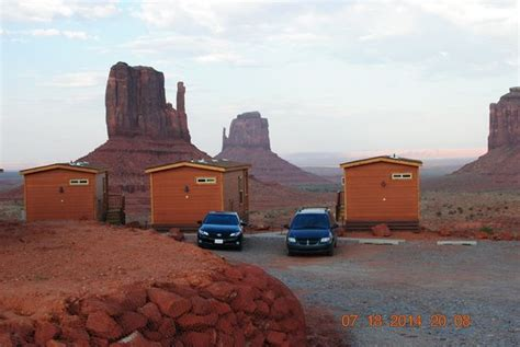 monument valley cabins cabin 27 on left picture of the view hotel monument