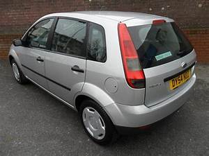 Used Ford Fiesta 2004 Silver Paint Diesel 1 4 Tdci Finesse 5dr Hatchback For Sale In Southampton