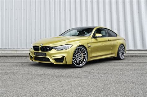 2015 Bmw M4 Looks Hot On Hamann Wheels
