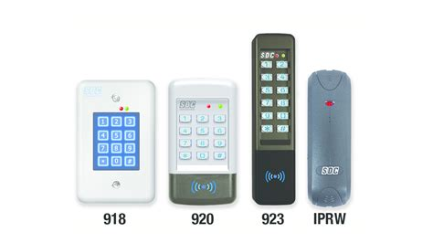 Sdc Entrycheck Digital Card Readers And Keypads