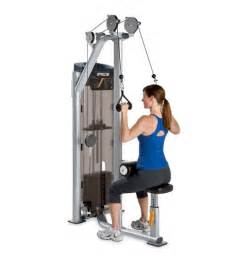 Cable Lat Pulldown Machine