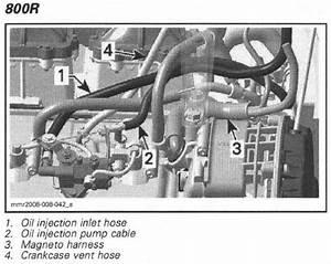 800 Ptek Oil System Hook-up   Xm Chassis
