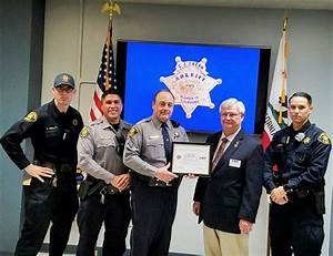Alameda County Sheriff's Department sergeant receives ...