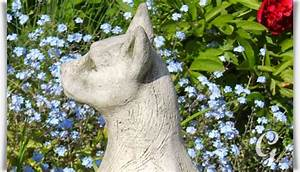 Große Tierfiguren Für Den Garten : deko steinfigur gyptische katze fiona jane scott ~ Indierocktalk.com Haus und Dekorationen