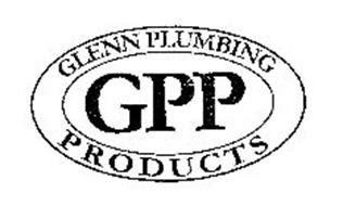 Glenn Plumbing by Gpp Glenn Plumbing Products Trademark Of Gpc Enterprises
