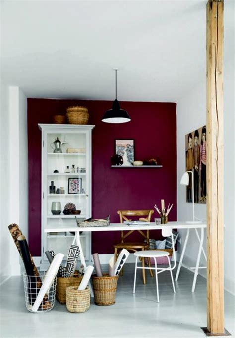 idees dinterieur pour associer la couleur prune